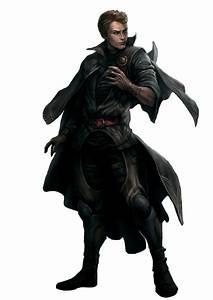 Thief Assassin Dark Spell Rpg Npc Concept Art
