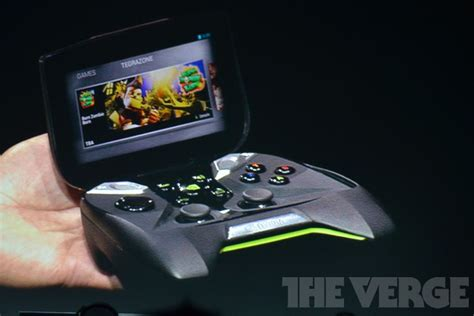 nvidia portable console nvidia announces project shield handheld gaming system
