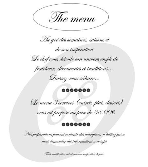 restaurant la cuisine menus et carte pour le bouton d 39 or restaurant cuisine