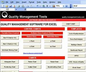 Quality Management Tools  Product Screenshot