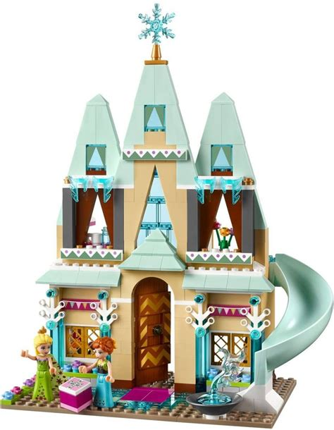 la fete au chateau darendelle lego la reine des neiges