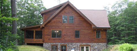 WOODguard stains preservatives log homes cabins MD VA WV
