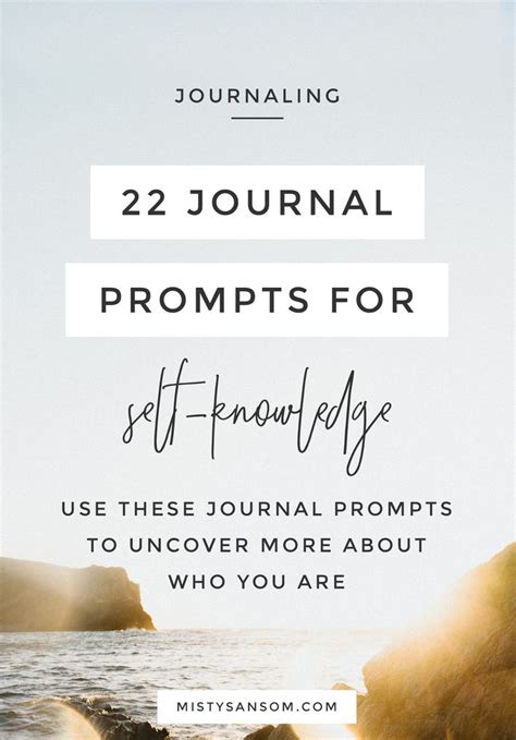 journal prompts  deeper  knowledge find