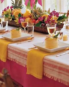 Idée Déco Table Anniversaire : d co table anniversaire astuces et conseils en 71 photos ~ Melissatoandfro.com Idées de Décoration