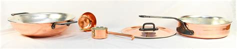 lara copper handmade copper cookware lanterns  retinning services