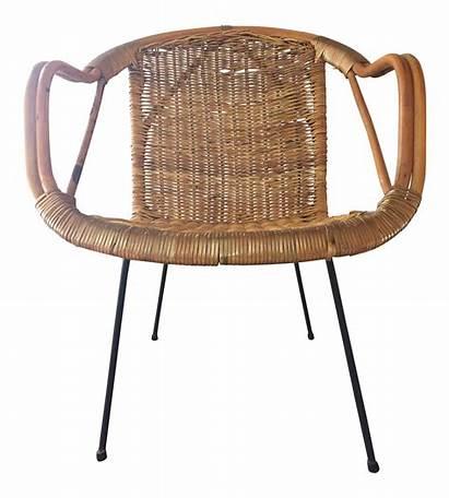 Chairish Side Chairs Wicker