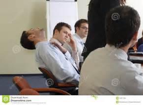 Boring Business Meeting People