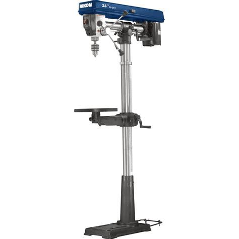 Floor Standing Radial Drill Press by Floor Drill Presses Gurus Floor