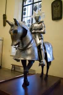 Armored Knight On Horseback