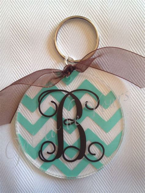 cricut keychain images  pinterest key rings silhouette cameo  acrylic keychains