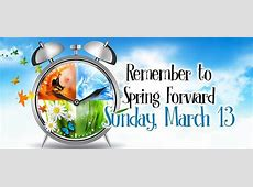 Events Spring Ahead