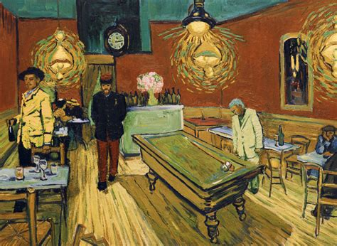'loving Vincent' Review Handpainted Movie About Van Gogh