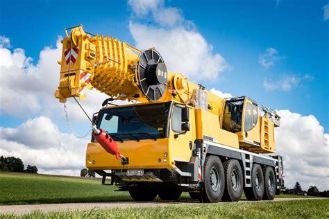 Gru Mobile by Ltm 1100 4 2 Mobile Crane Liebherr