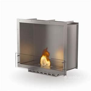 Ethanol Kamin Einbau : glammfire einbau ethanolkamin glammbox mit r ckwand ~ Lizthompson.info Haus und Dekorationen