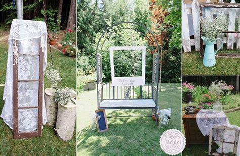 Brideca Real Wedding Emilie And Jan Rustic Backyard