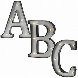led letter marquee sign bed bath beyond With letter led marquee sign