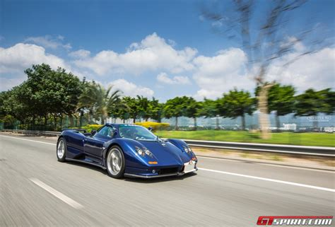 old pagani pagani 39 s creations old and new gtspirit