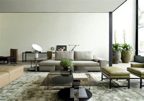 Contemporary Modern Living Room Design Contemporaryliving