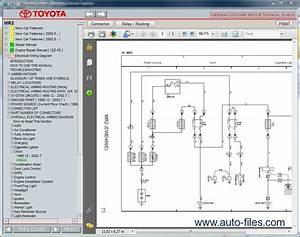 Toyota Mr2  Repair Manuals Download  Wiring Diagram
