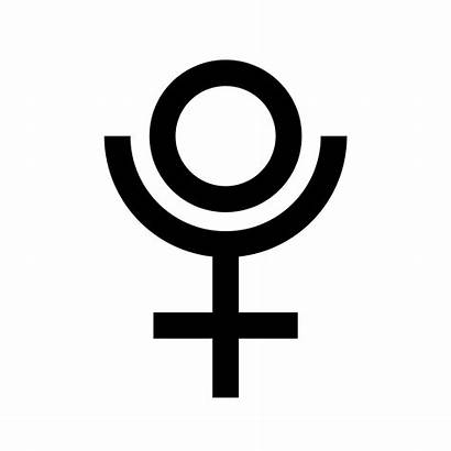 Pluto Symbol Svg Astrological Wikipedia