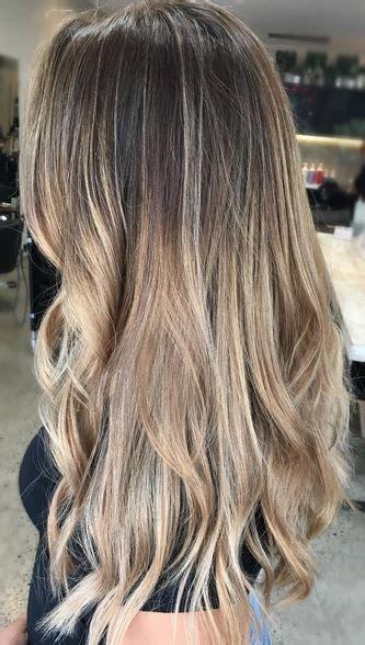 trendy hair color ideas    maintenance hair