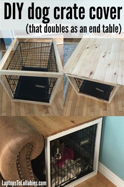 diy dog crate cover housekeepermagcom