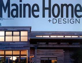 Home Interior Magazine Featured In Maine Home Design Magazine Michael K Bell Interior Design