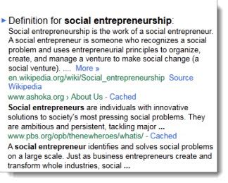 si e social entreprise is all business inherently social enterprise tim berry