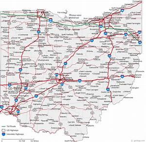 Maps Ohio