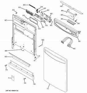Refrigerators Parts  Bosch Dishwasher Parts