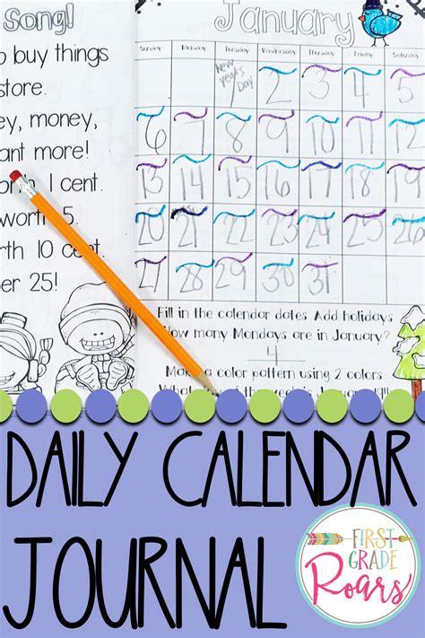 january daily calendar review  math practice