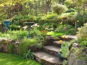 terraced garden designs renovation ongardening com