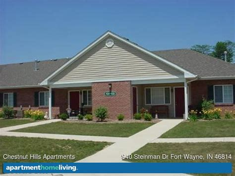 3 Bedroom Houses For Rent In Fort Wayne Indiana by Chestnut Apartments Fort Wayne In Apartments For Rent