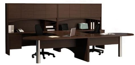 two person peninsula desk where to buy wooden puzzles make toy box out wood 2