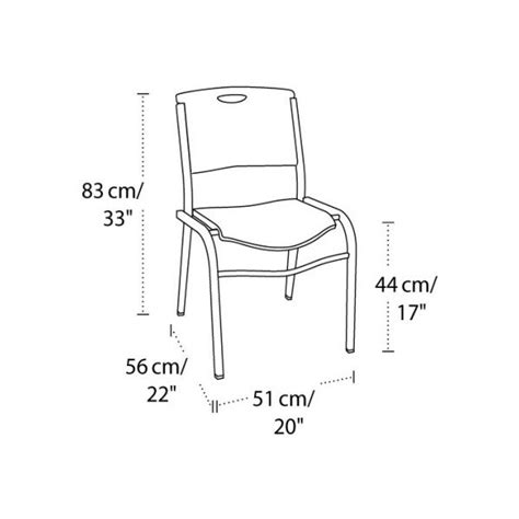 lifetime stacking chairs 2830 lifetime 14 pack commercial contoured stacking chairs