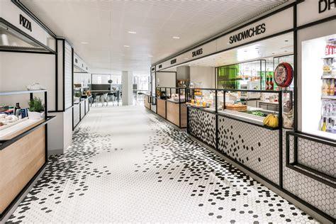 arc restaurant   kitchen bijenkorf utrecht  de architect