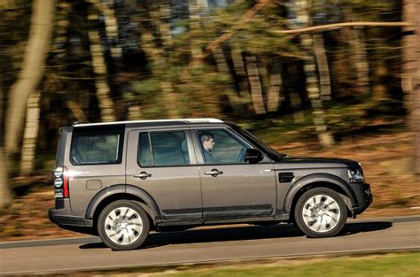 land rover discovery landmark review review autocar