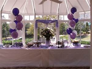 18th Birthday Party Table Decoration Ideas Elitflat
