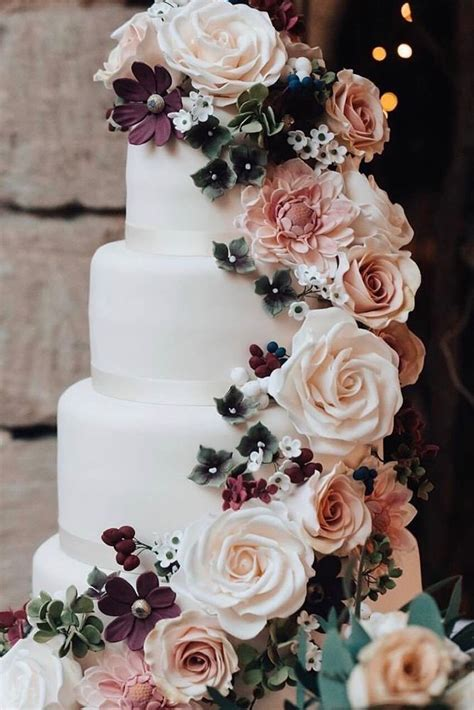 25+ Best Elegant Wedding Cakes Ideas On Pinterest