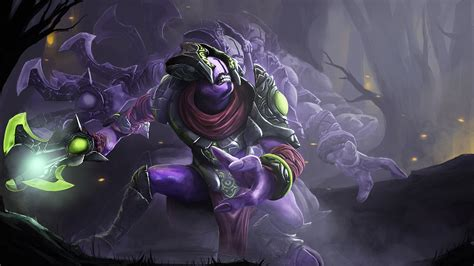 dota  faceless void pictures gamers wallpaper p