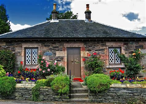 Cottage Scozia by 1000 Ideas About Scottish Cottages On