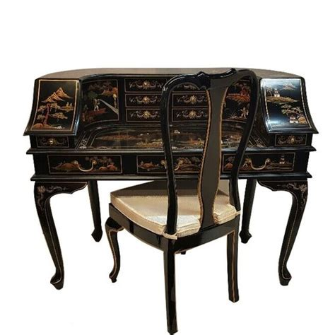Oriental Desk In Black Lacquer With Artistic Landscape. Medieval Dining Table. Three Drawer Dresser. 3 Drawer Kitchen Cabinet. Printer Tables. Patio Fire Table. Oil Rubbed Bronze Drawer Pull. File Cabinet 5 Drawer. Kid Tables