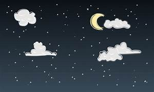 Star clipart night time - Pencil and in color star clipart ...