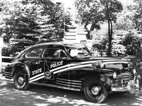 chevrolet fleetline  door aero sedan police ek