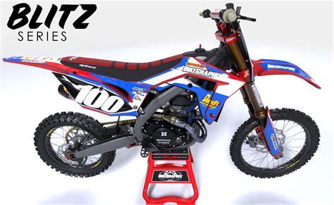 motocross bike graphics honda blitz semi custom motocross graphics bikegraphix