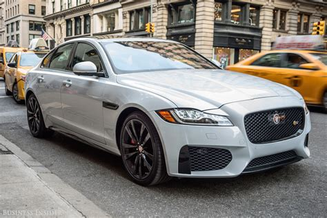 The Jaguar Xf Is A Luxury Sedan With The Soul Of A Sports