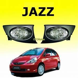 Jual Fog Lamp Honda Jazz Idsi Gd3 2005 2006 2007 2008
