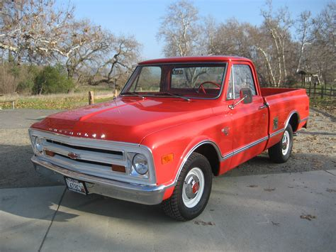 Chevy Truck Pic by 1968 Chevy C 10 1968 Chevy Askautoexperts