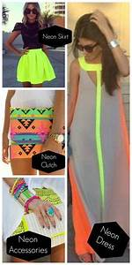 Neon Fashion Trend