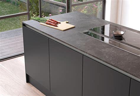 kitchen worktop lights zola matte light grey graphite 3523